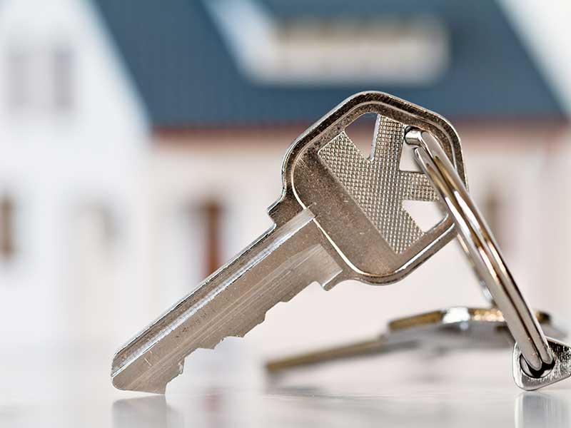 Remise clés